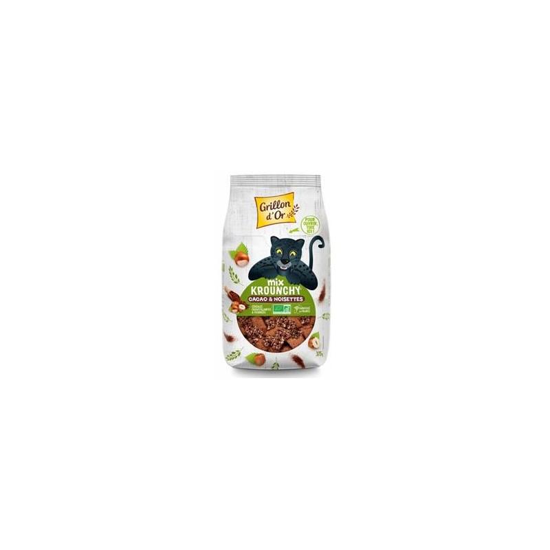 Produits Bio-Krounchy Mix enfants bio - 500 g-GRILLON D'OR