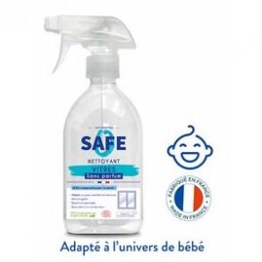 Eco produits pour la maison-Nettoyant vitres- ECOCERT -500 ml-PRODUITS SELECTIONNES