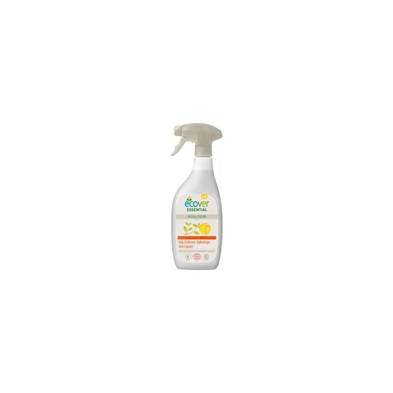 Eco produits pour la maison-Spray anti-calcaire- Ecover 500 ml-PRODUITS SELECTIONNES