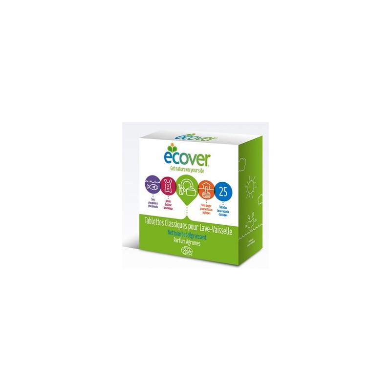 Eco produits pour la maison-Pastille Lave vaisselle- Ecover 500 g-PRODUITS SELECTIONNES