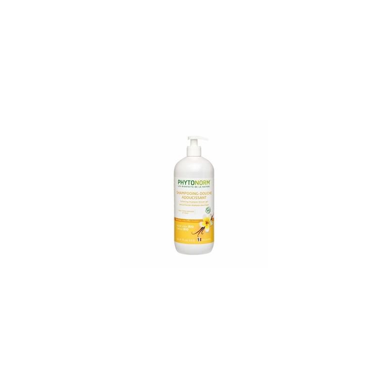 Produits Bio-Shampooing douche (monoï) 1litre-PRODUITS SELECTIONNES