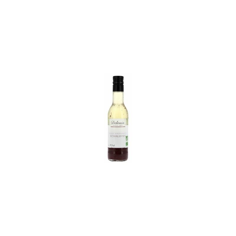 Produits Bio-Vinaigrette à l'échalote- bio- 375 ml-BIODIS
