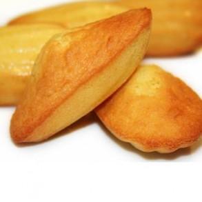 Petit déjeuner-Madeleine de notre boulanger - Par 12 pièces-FOURNIL DE NICOLAS