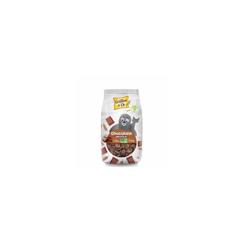 Produits Bio-Pétale chocolat bio - 375 g-GRILLON D'OR