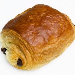 Boulangerie bio-pain chocolat BIO - La pièce-Fagots et Froment