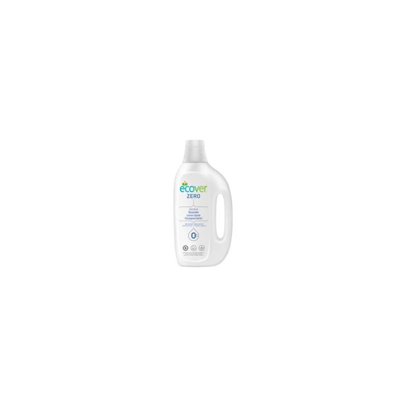 Eco produits pour la maison-Lessive liquide- Ecover 1.5 litre-PRODUITS SELECTIONNES
