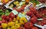 Tomates et concombres-Tomates - Variété ancienne - kg-SUBERY NON BIO
